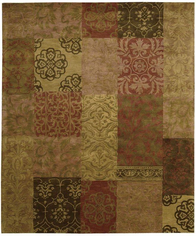 Persian Rug Los Angeles: Nwrugs-rugs-wool-traditional-jaipur-nourison-portland