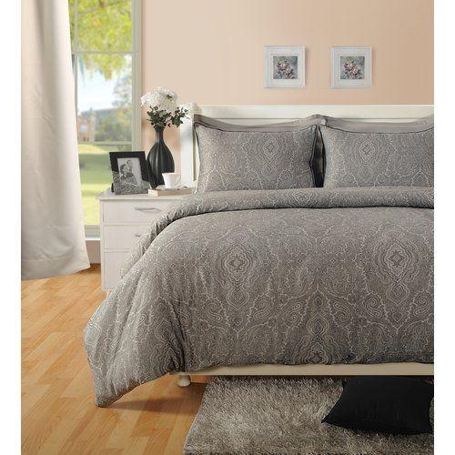 Lyon Bettdecke Set Marlow Home Co Grosse 200 X 200 Cm 2