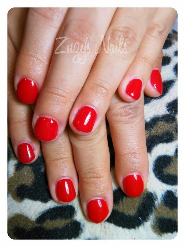 Zuzy\'s Nails: Más hermosos diseños de uñas Gel polish ibd, nail art ...