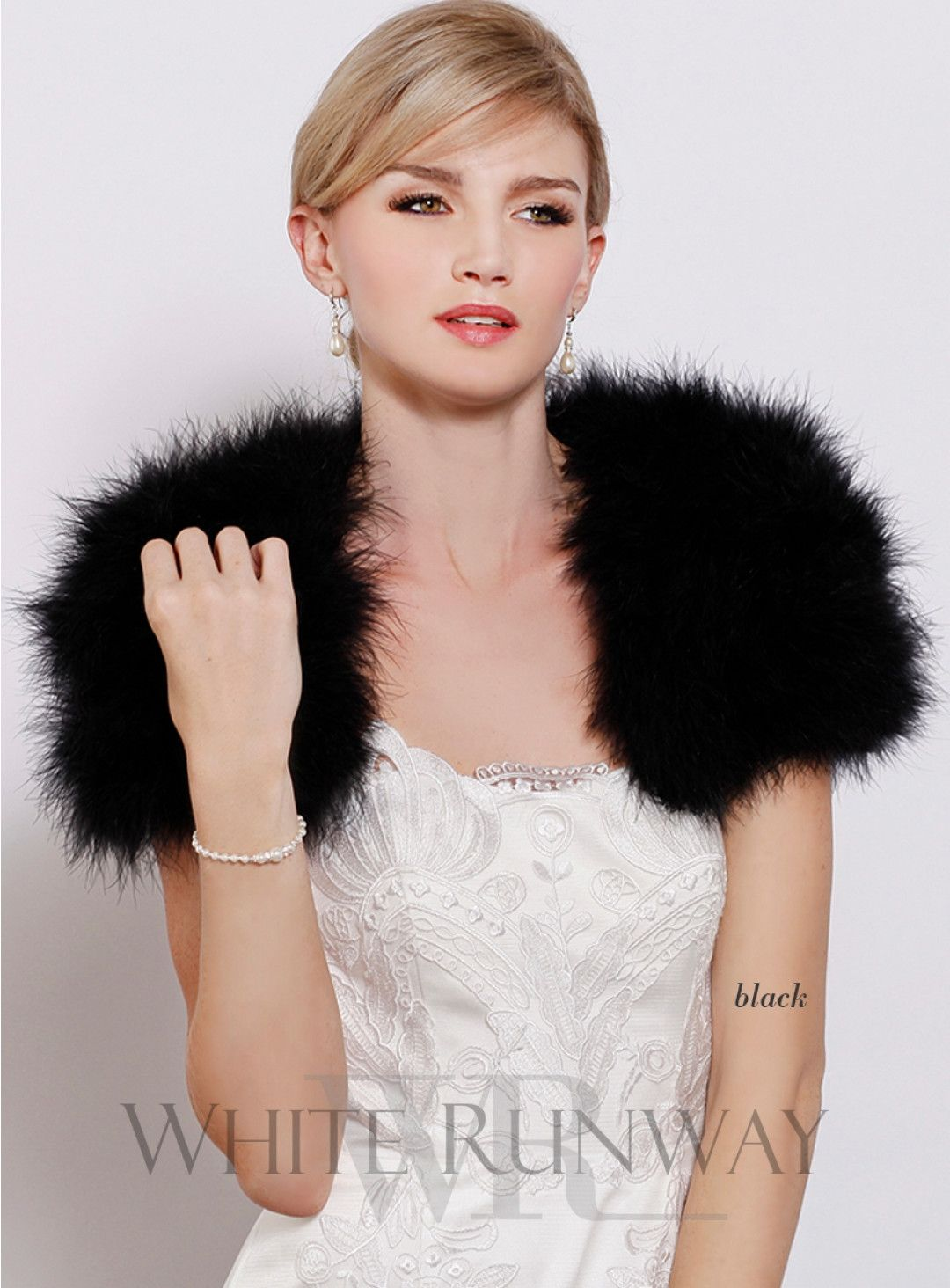 8dcab0c3e83 Feather Bolero. The perfect Bolero jacket to wear over your evening gown,  wedding dress, bridesmaid dress or just to wear over your outfits.