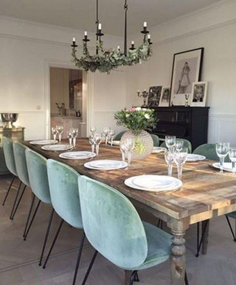 55 Best Modern Dinner Table Designs Dining Room Table Decor