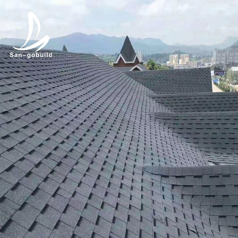 Sangobuild Asphalt Roofing Shingle Roof Shingles Asphalt Roof Shingles Roofing