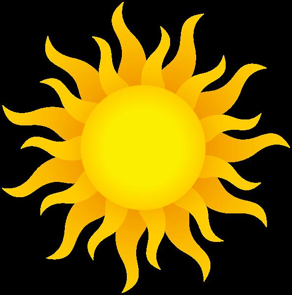 Sun Transparent PNG Clip Art Image   ClipArt- Sun, Moon ...