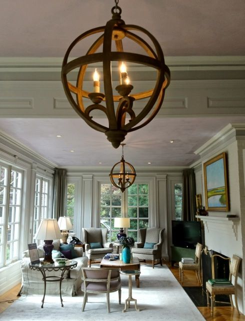 Orb chandelier arquitectura y diseno interiores pinterest orb orb chandelier aloadofball Image collections
