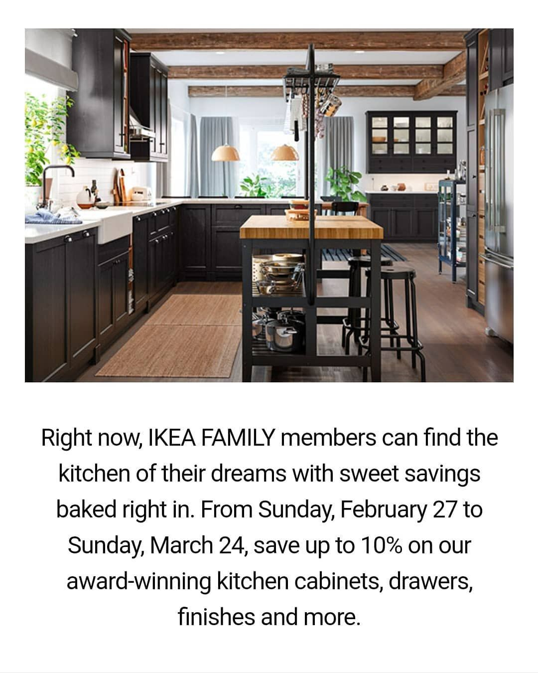 Spring Kitchen Event Kitchencountertops Ikeakitchen Bb Dreamkitchen Kitchenremodel Kitchendesign Interiordesign