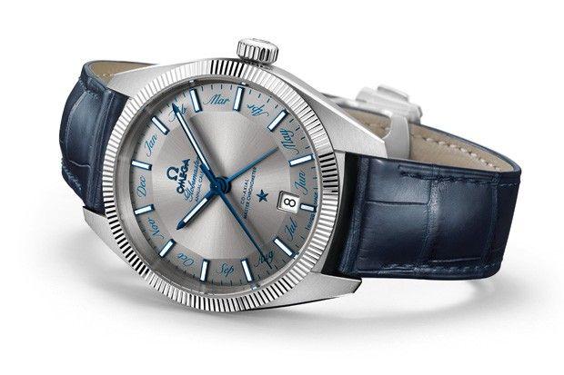 4515a5470fa Omega Globemaster Master Chronometer Calendário Anual (Foto  Divulgação)