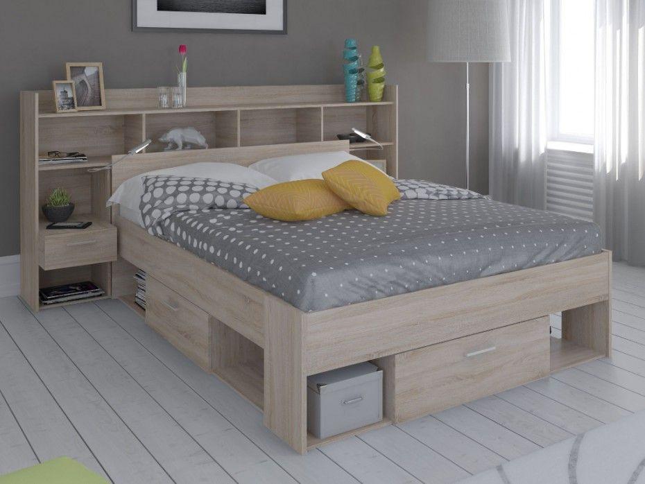 lit tete lit kylian avec rangements