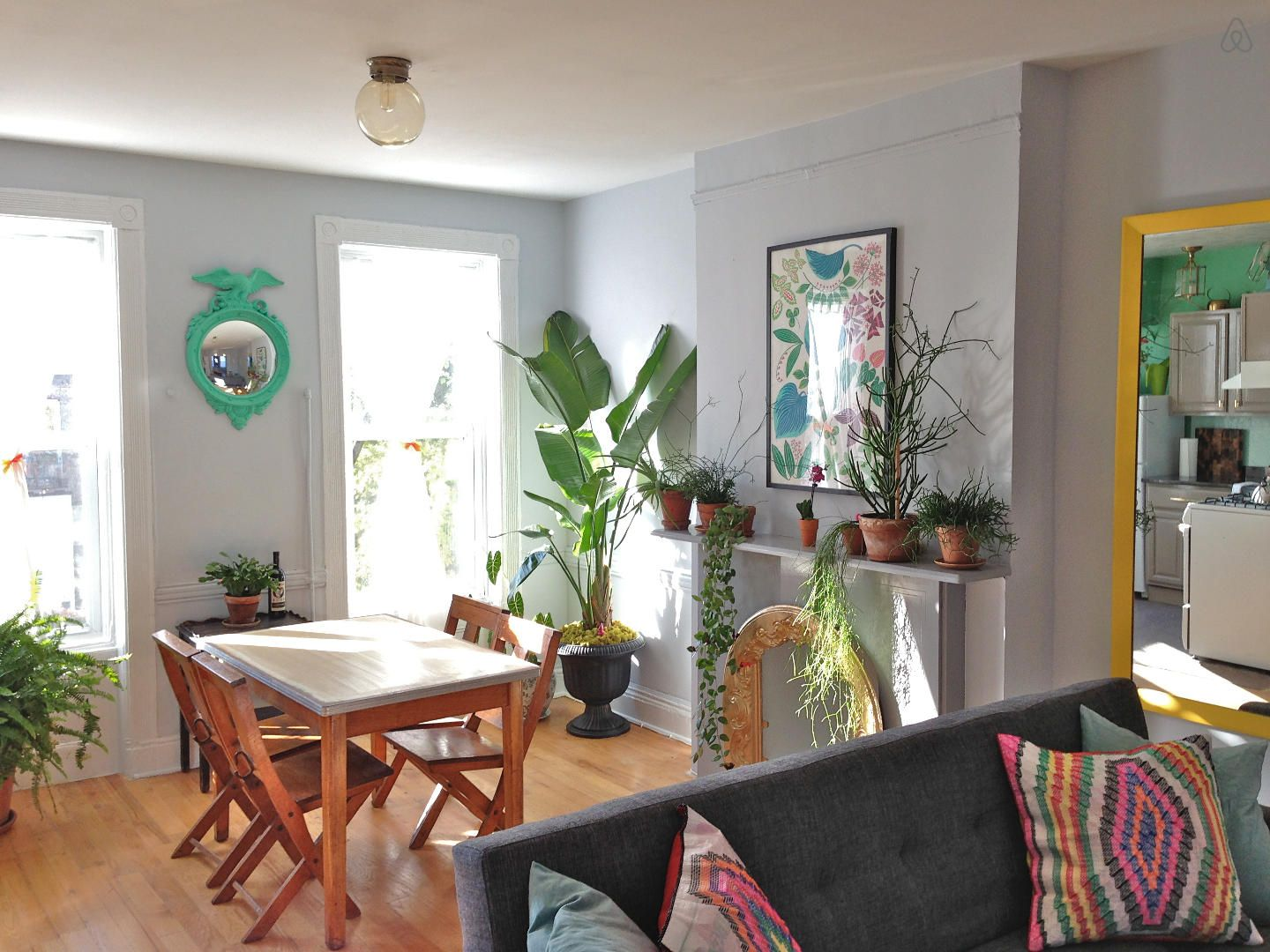 Check out this awesome listing on Airbnb Urban Jungle in