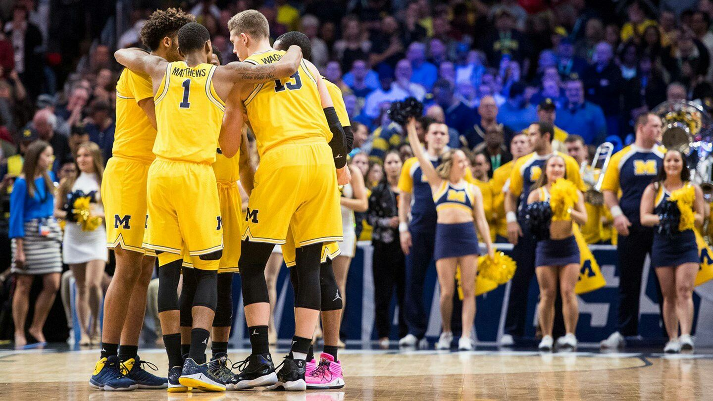 Pin by Eric on Final 4's Michigan Basketball Go blue