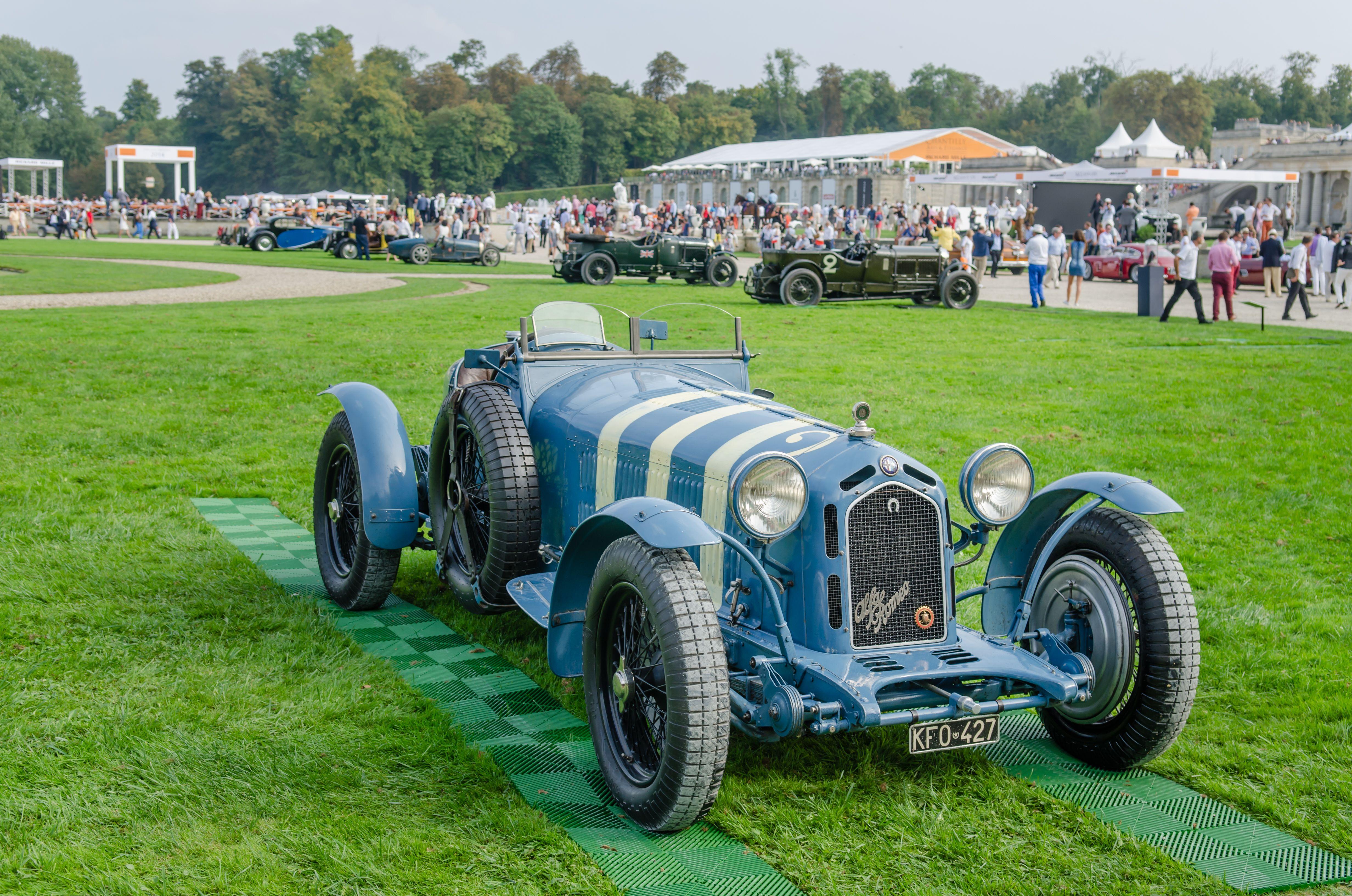 Tutte le dimensioni |1932 Alfa Romeo 8C Monza (Marazzi ...