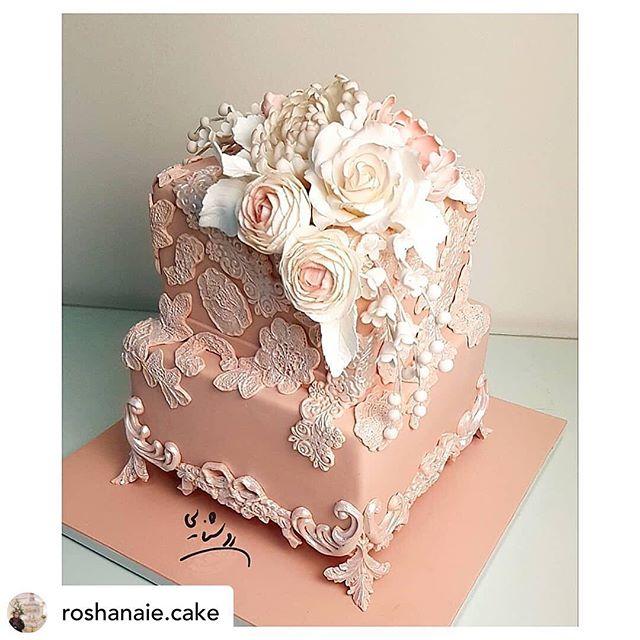 Cake S World On Instagram Caketutorial كيك كاب كيك كوكي كوكيز عيدميلاد عيدزواج عيد الأم تزیین کیک تزيين كوكيز م In 2020 Cap Cake New Cake Rainbow Cupcakes