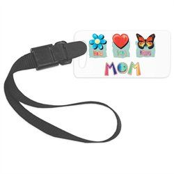 #Artsmith Inc             #Everything ElseCollectibles                        #Small #Luggage #Hugs #Flower #Love #Heart #Kisses #Butterfly                 Small Luggage Tag Mom Hugs Flower Love Heart and Kisses Butterfly                                       http://www.snaproduct.com/product.aspx?PID=8007538