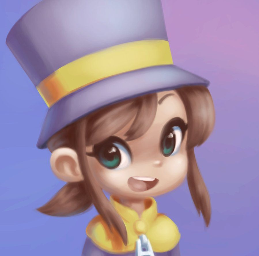 Hat Kid A Hat In Time By Balitix Hat In Time A Hat In Time A Hat In Time Art