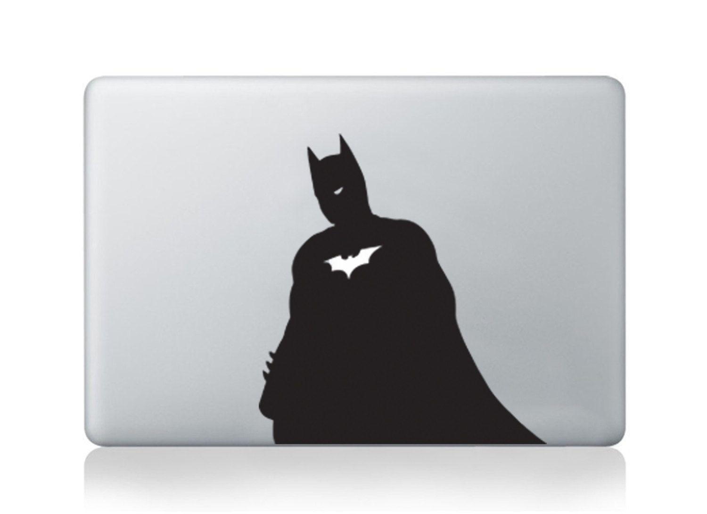 Batman LookAlike Laptop Macbook Air Pro Vinyl Sticker Decal - Batman vinyl decal stickers