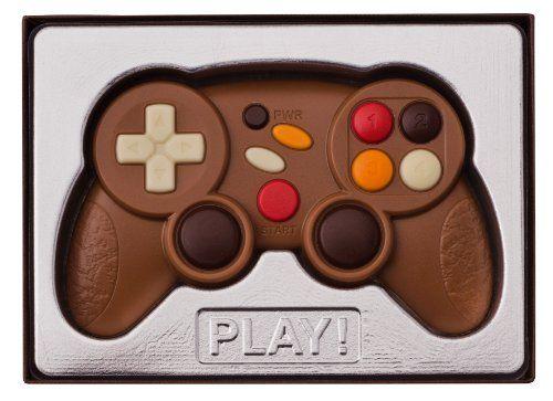 Weibler Game Controller Vollmilchschokolade 70g Weibler Game Controller Novelty Gifts Gifts