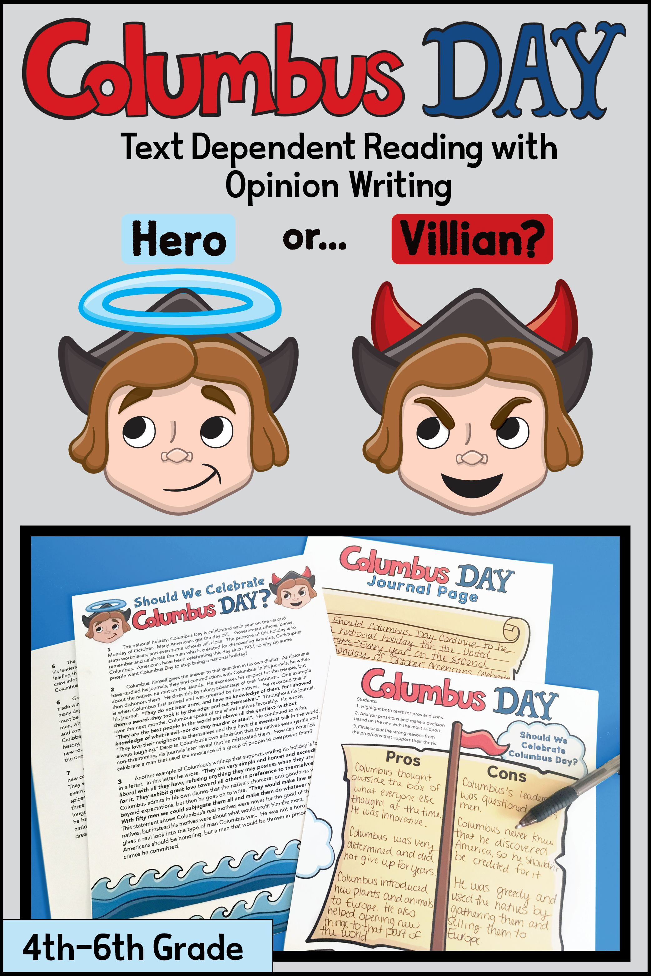 medium resolution of Christopher Columbus Worksheet 5th Grade   Printable Worksheets and  Activities for Teachers