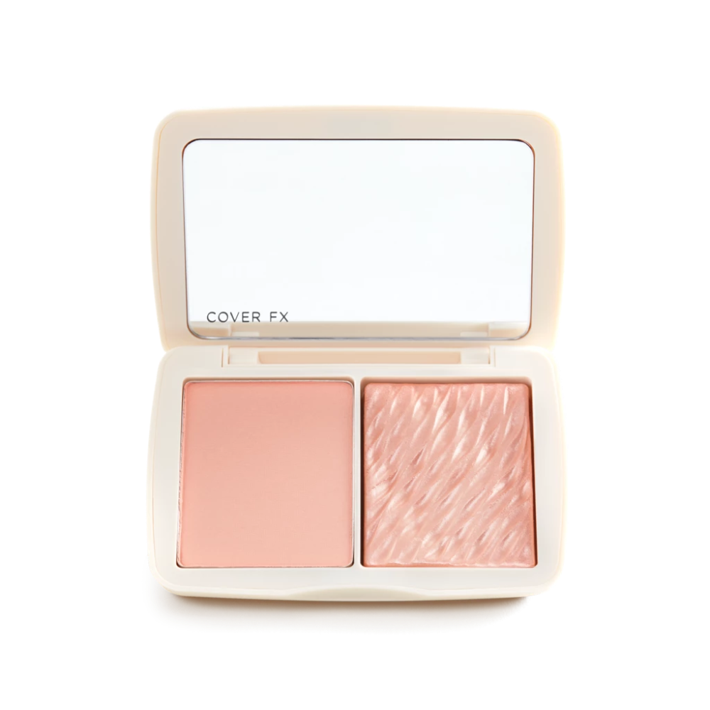 Monochromatic Blush Duo (With images) Cover fx, Blush