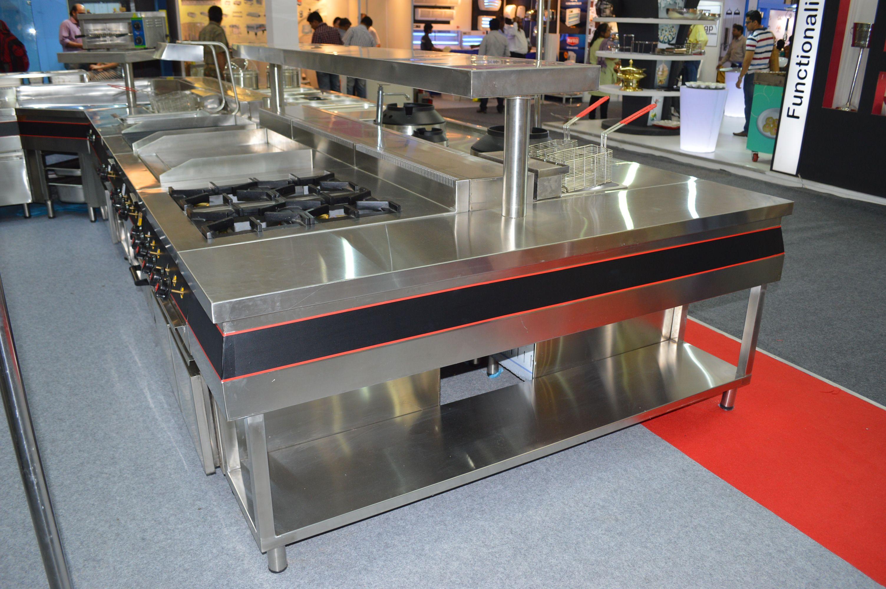 leading manufacturer & supplier of Industrial kitchen equipments ...