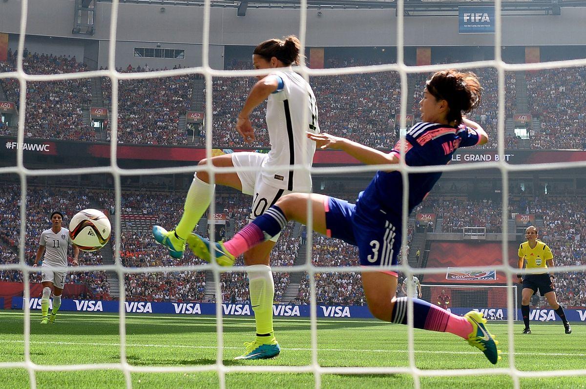 The 26 Most Badass Photos From The Women S World Cup Final Fifa Women S World Cup Womens Soccer Usa Soccer Women