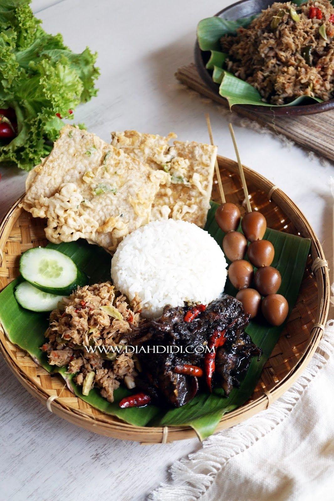 Nasi Megono Pekalongan : megono, pekalongan, Didi's, Kitchen:, Megono, Pekalongan, Resep, Masakan, Indonesia,, Makanan, Minuman,