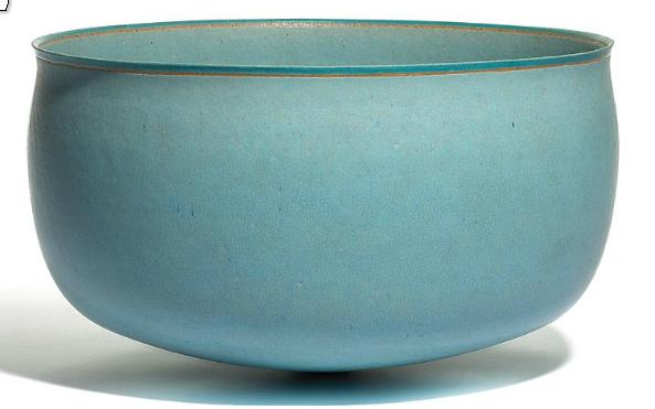 Alev siesbye stoneware bowl alev ebuzziya siesbye - Bol de vidrio ...