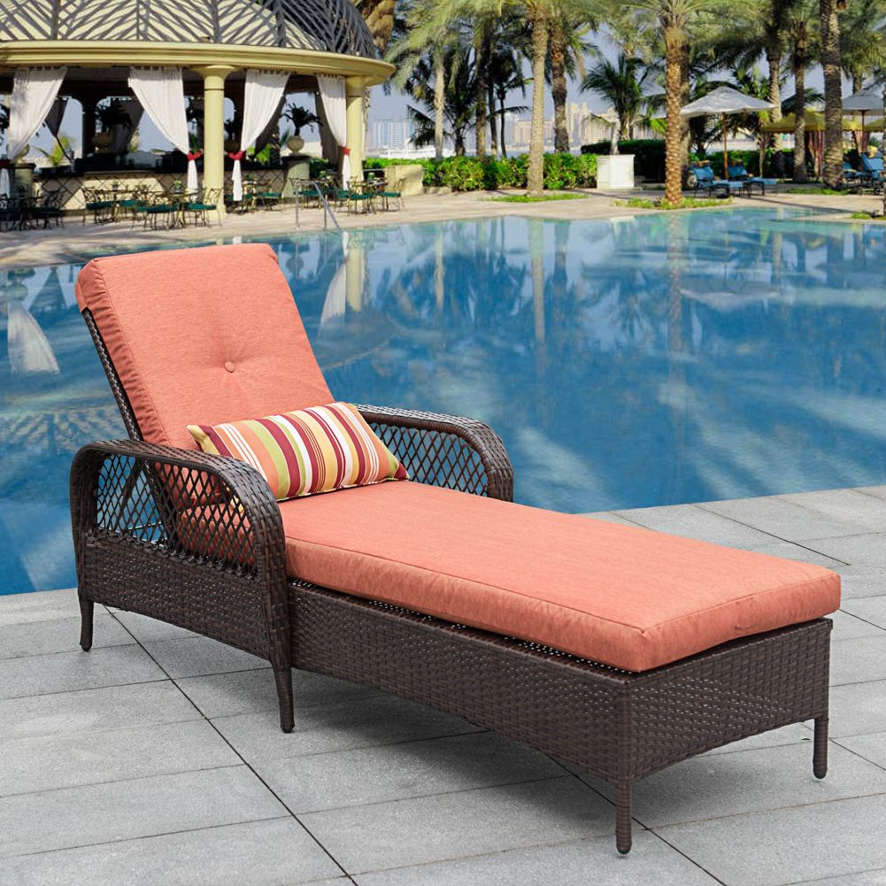 2018 Patio Furniture Ideas Trends Lounge Chair Outdoor Wicker