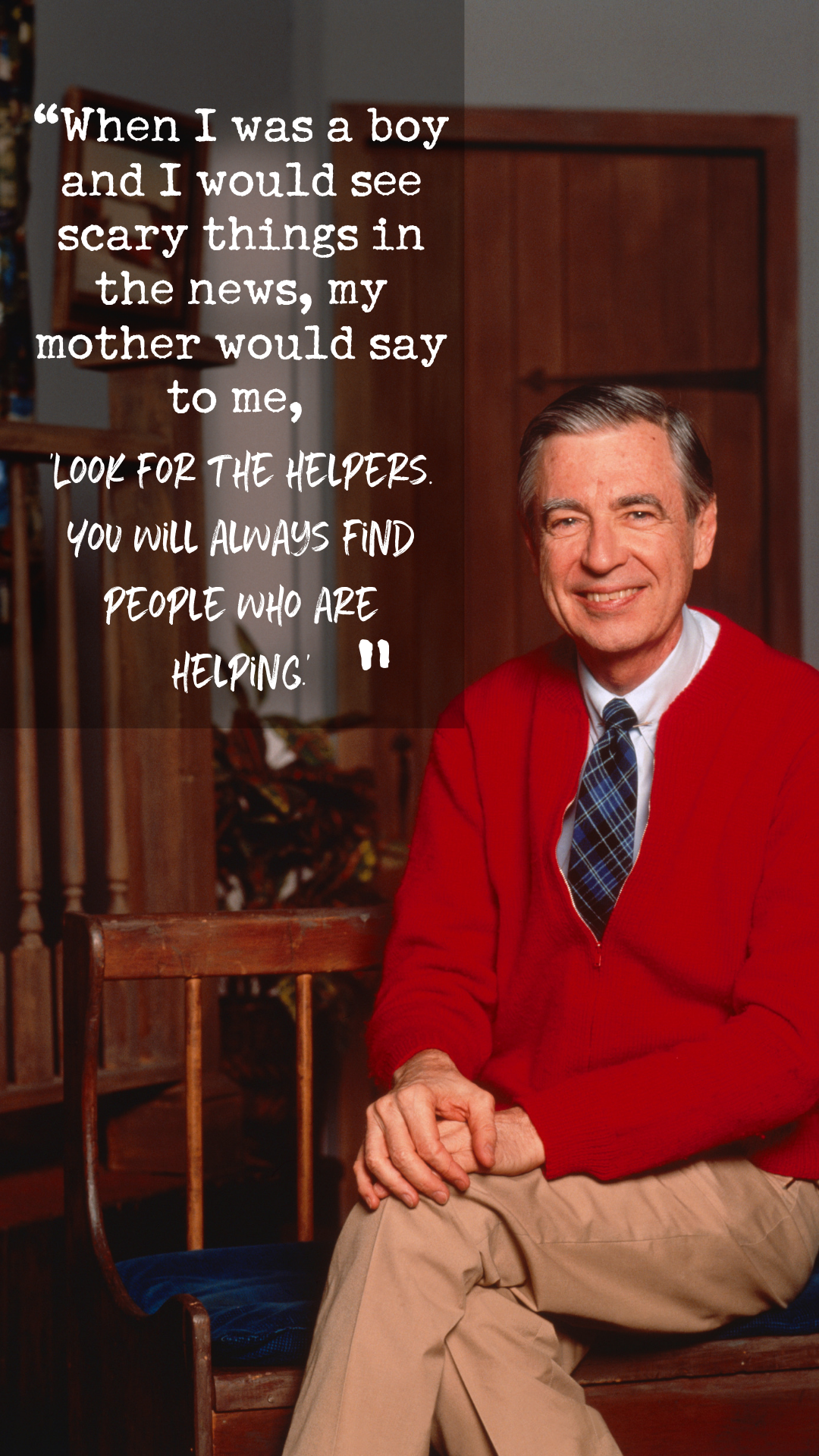 Mr Rogers Kindness Quote Mr Rogers Quote Kindness Quotes Mr Rogers