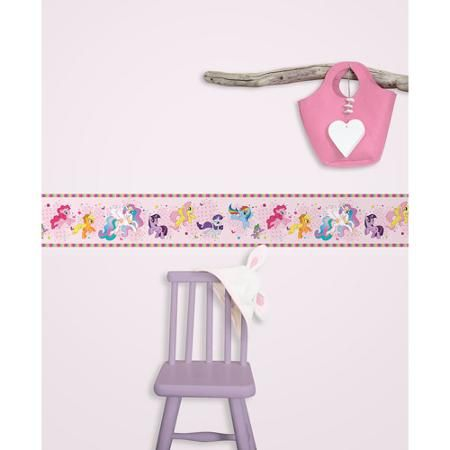 My Little Pony Wall Border Decal