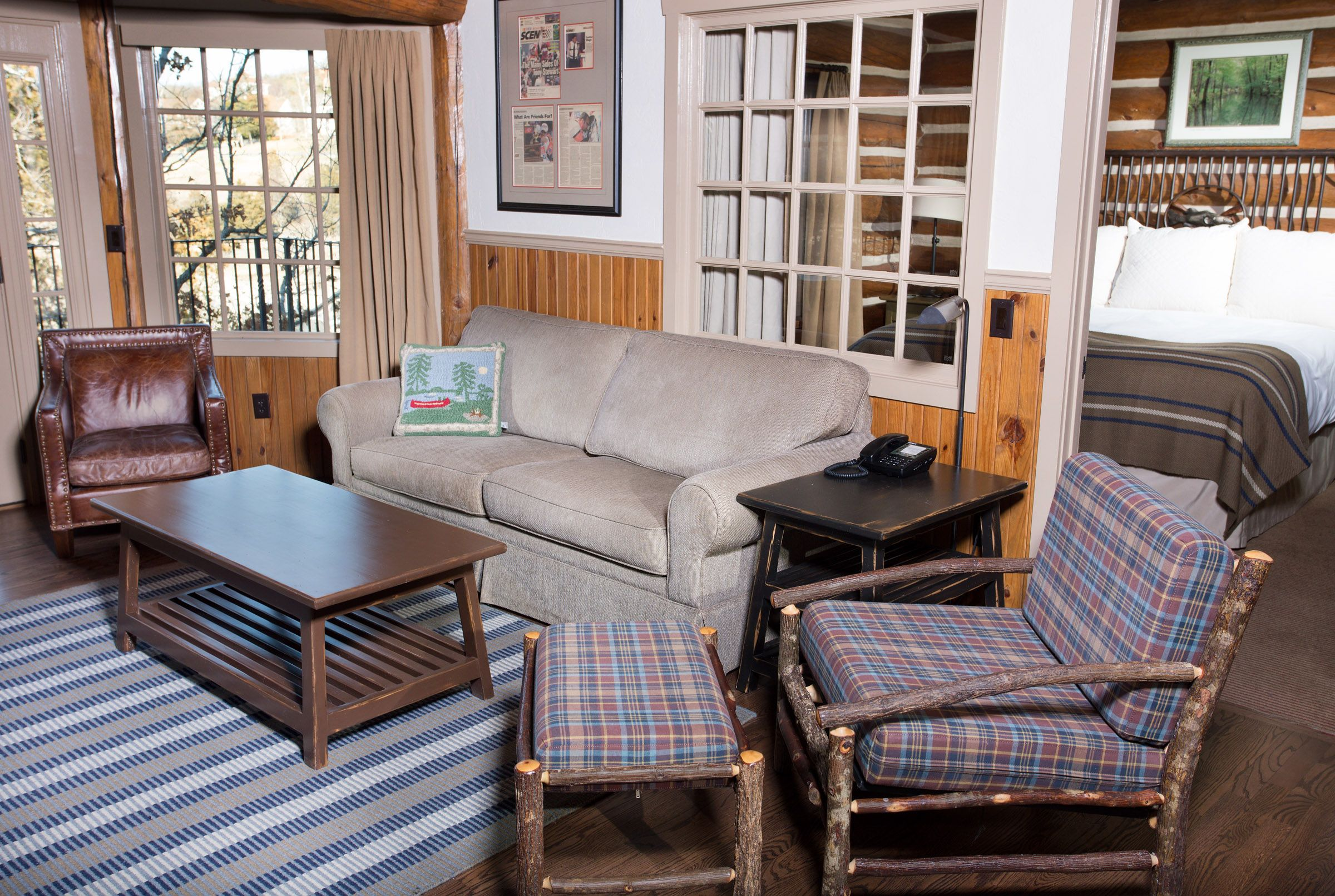 Big Cedar Lodge Near Branson, MO Boasts 246 Plush, Well Appointed  Accommodations, Which Include Lodges, Cozy Cottages And Private Log Cabins.