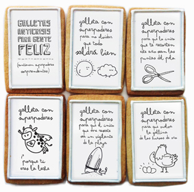 galletas mr wonderful, las galletas mas molonas
