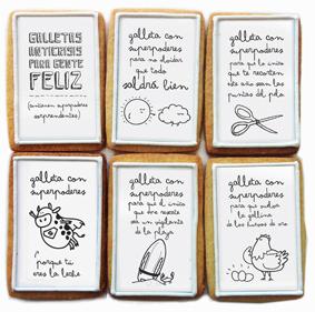 galletas mr wonderful, las galletas mas molonas