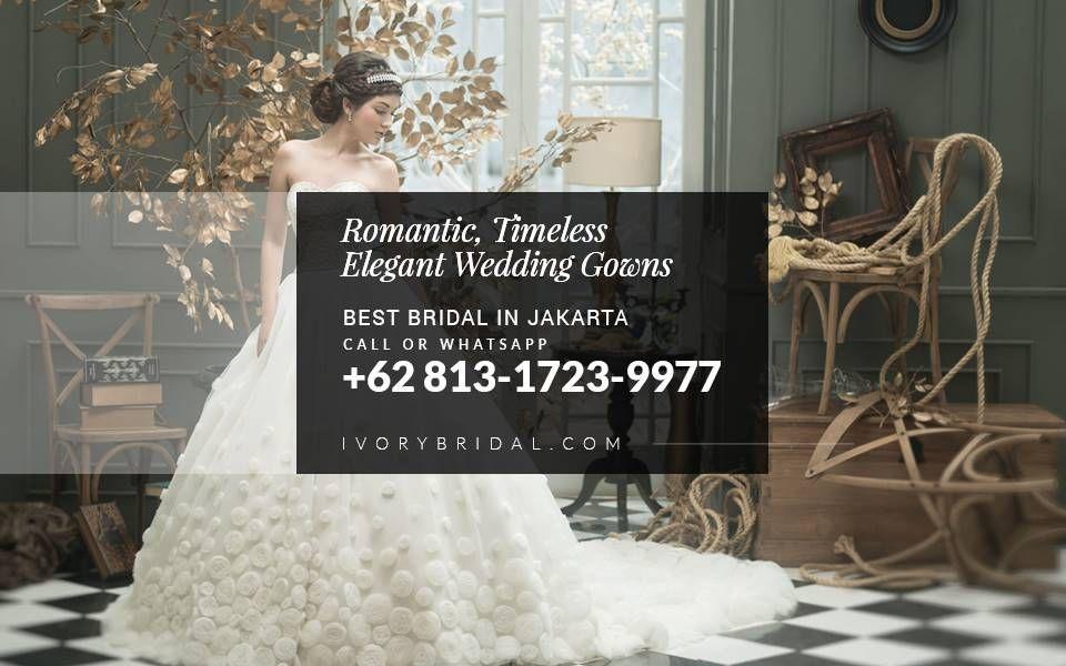 Rekomendasi Bridal Di Jakarta Baju Pengantin Modern Warna