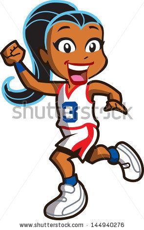 Boys Playing Basketball Sport Vector Image On Vectorstock Boys Playing Cartoon Boy Cartoons Vector
