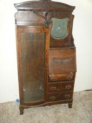 Antique Secretary Desk - $600 This guy has some great pieces