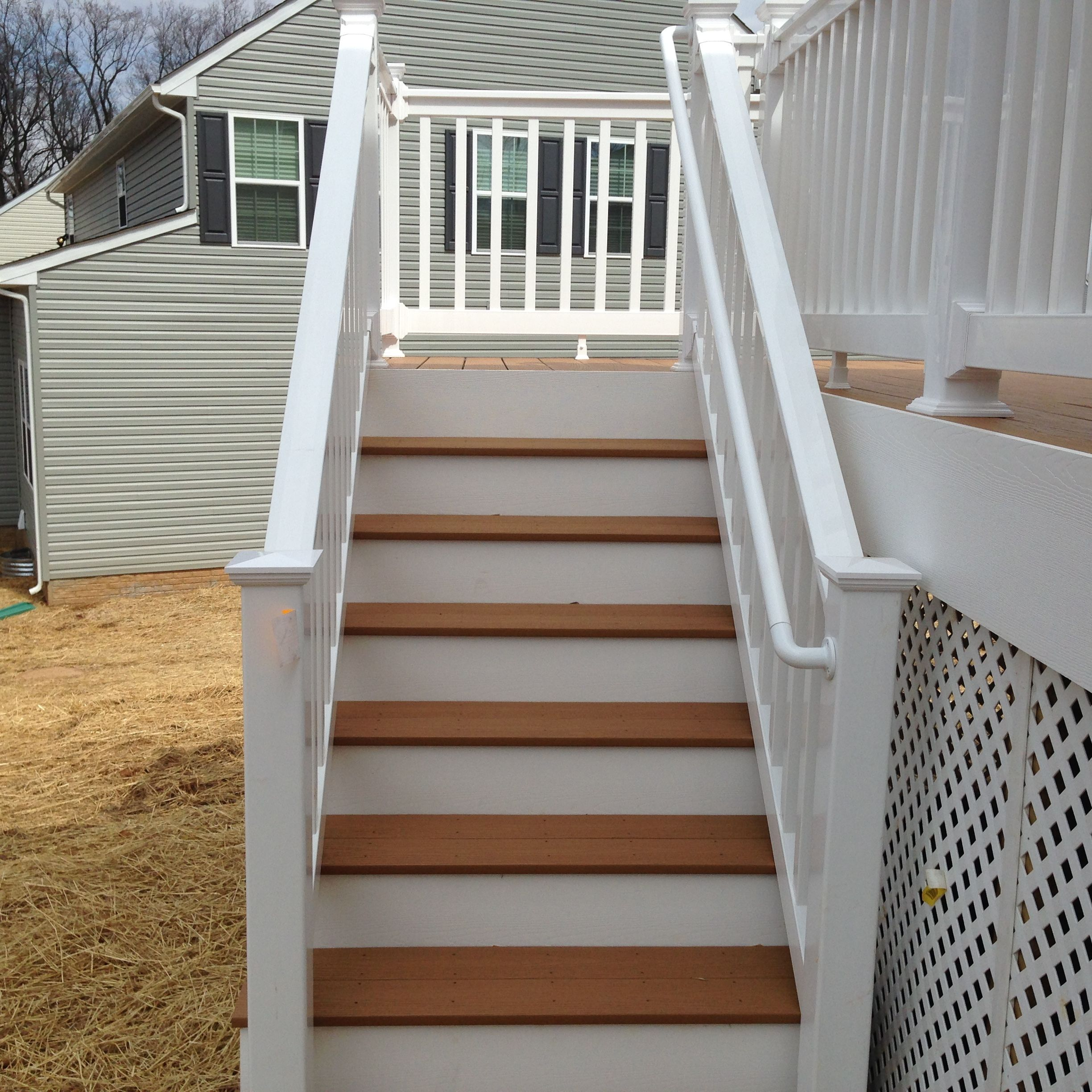 Pin By Fence Deck Connection On Stepping Up Home Home Decor Stairs