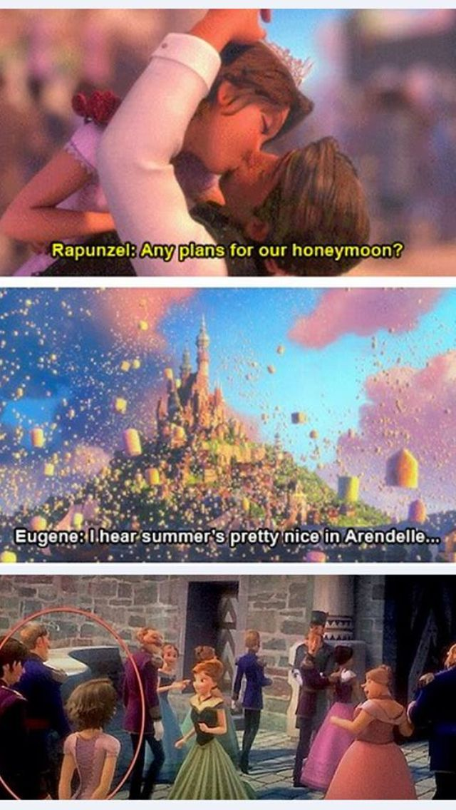 Freaking Disney.
