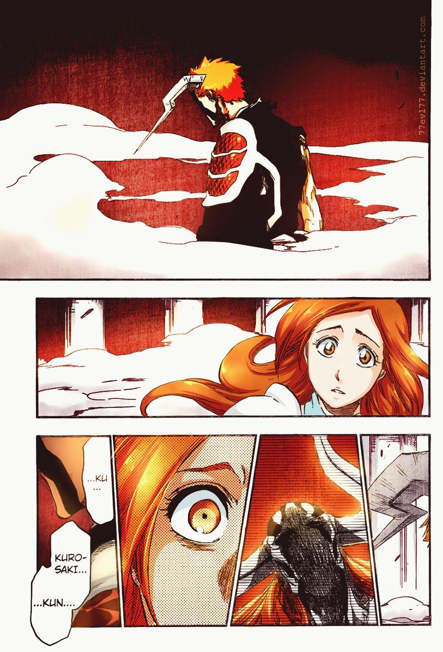 IchigoKurosaki #OrihimeInoue #Bleach | Bleach | Bleach manga