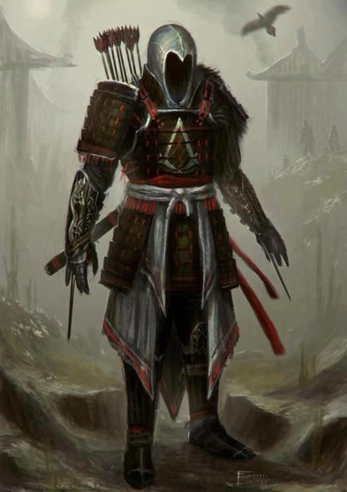 Japan Samurai Assasins Creed Assasins Creed Assassin S Creed Assassins Creed Artwork