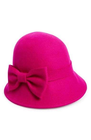 kate spade new york felted wool downbrim hat available at  Nordstrom ... 709fc495d9c4