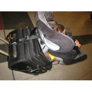 Traveling Toddler Car Seat Travel Accessory now THIS is GENIUS! But ...