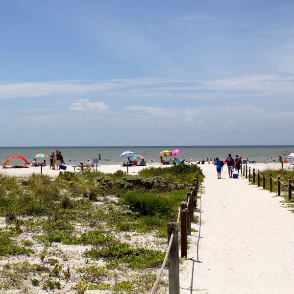 Bowman S Beach On Sanibel Island Was Recognized By Travelocity As One Of The Top 25 Beaches In United States