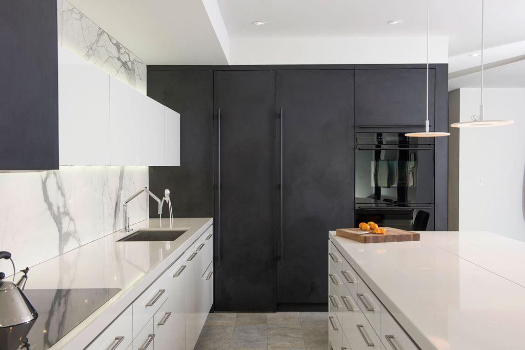 Hide and Seek Kitchen Gallery Sub-Zero  Wolf Appliances home