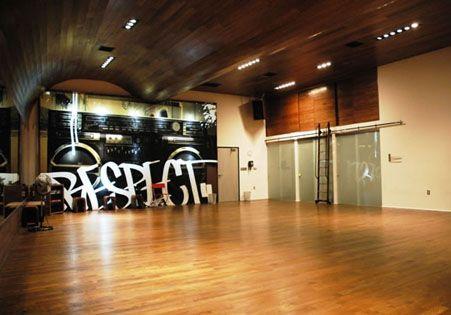 dance studio  mass architecture  design i will have a