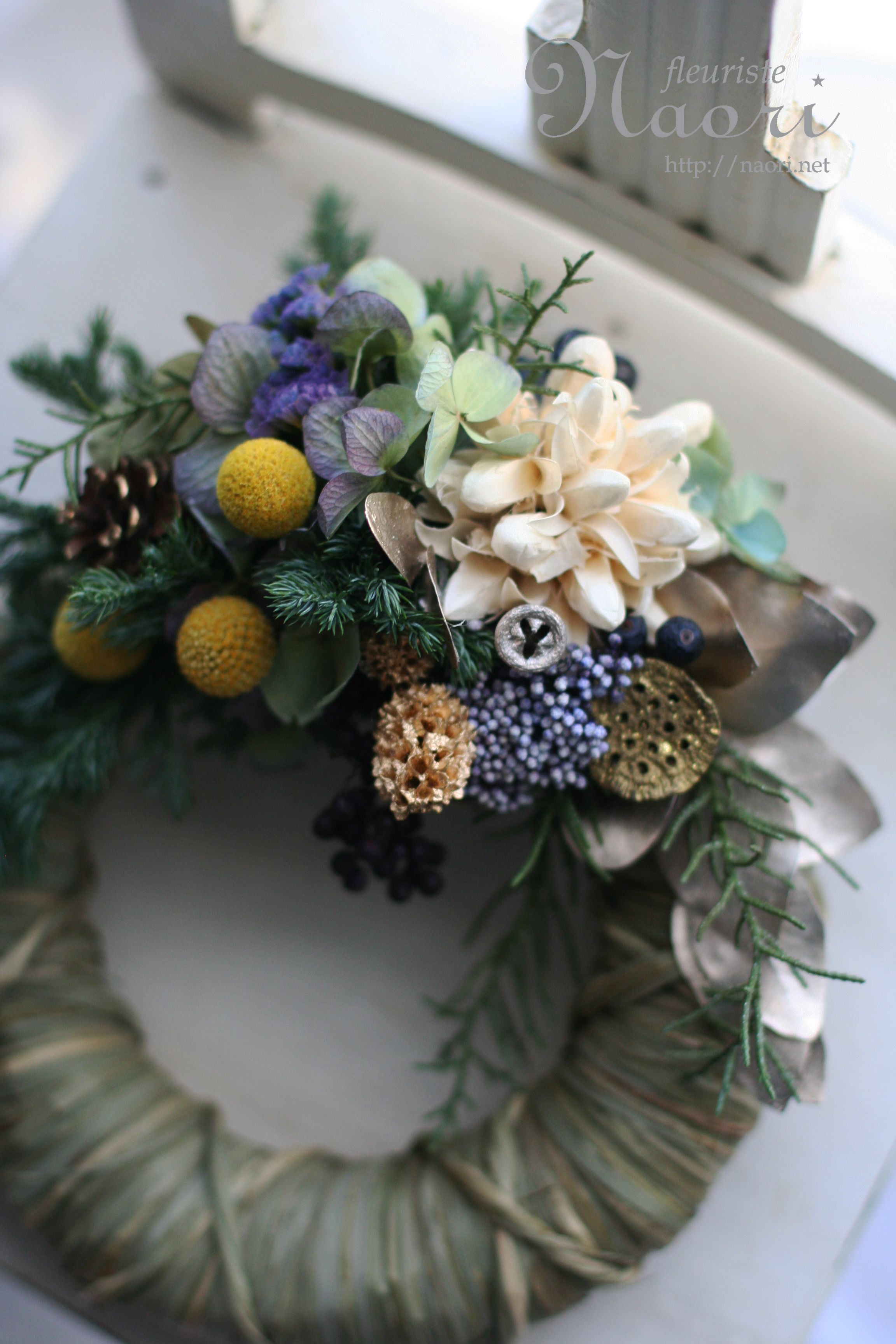 Japanese New Year wreath 2013 (With images) Winter
