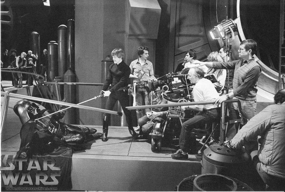 Return of The Jedi ~ Behind the Scenes