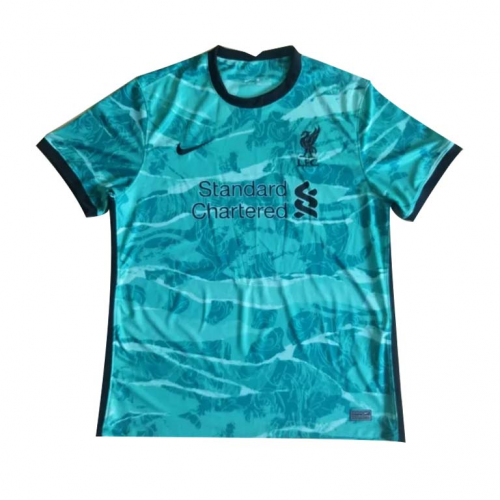 20 21 Liverpool Away Green Soccer Jerseys Shirt Cheap Soccer Jerseys Shop In 2020 Soccer Jersey Jersey Shirt White Jersey Shirt