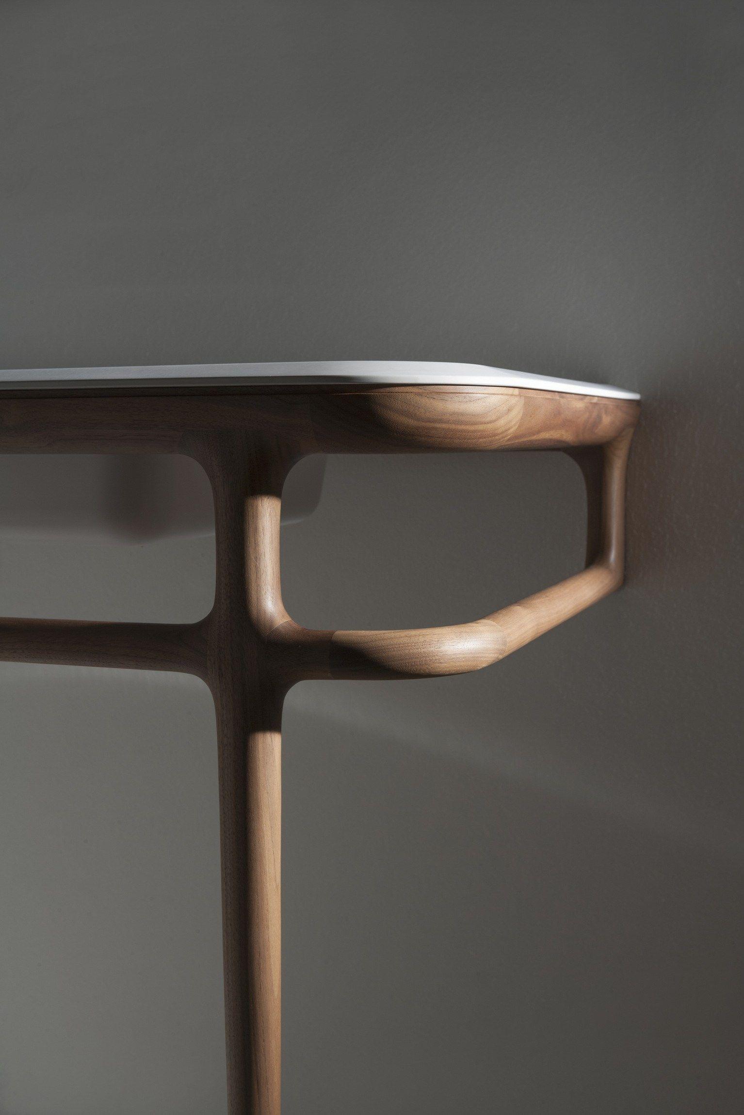 Lavabo A Consolle Armonia Collezione Ilbagno By Antonio Lupi  # Table Teles Design