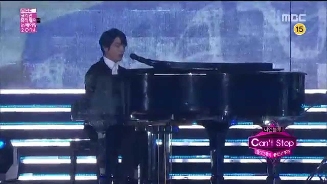 141207 CNBLUE - Can't Stop & Talk & I'm A Loner (외톨이야) [1080P]