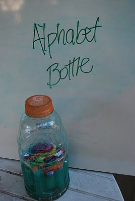 How to make Science/ Discovery  Bottles