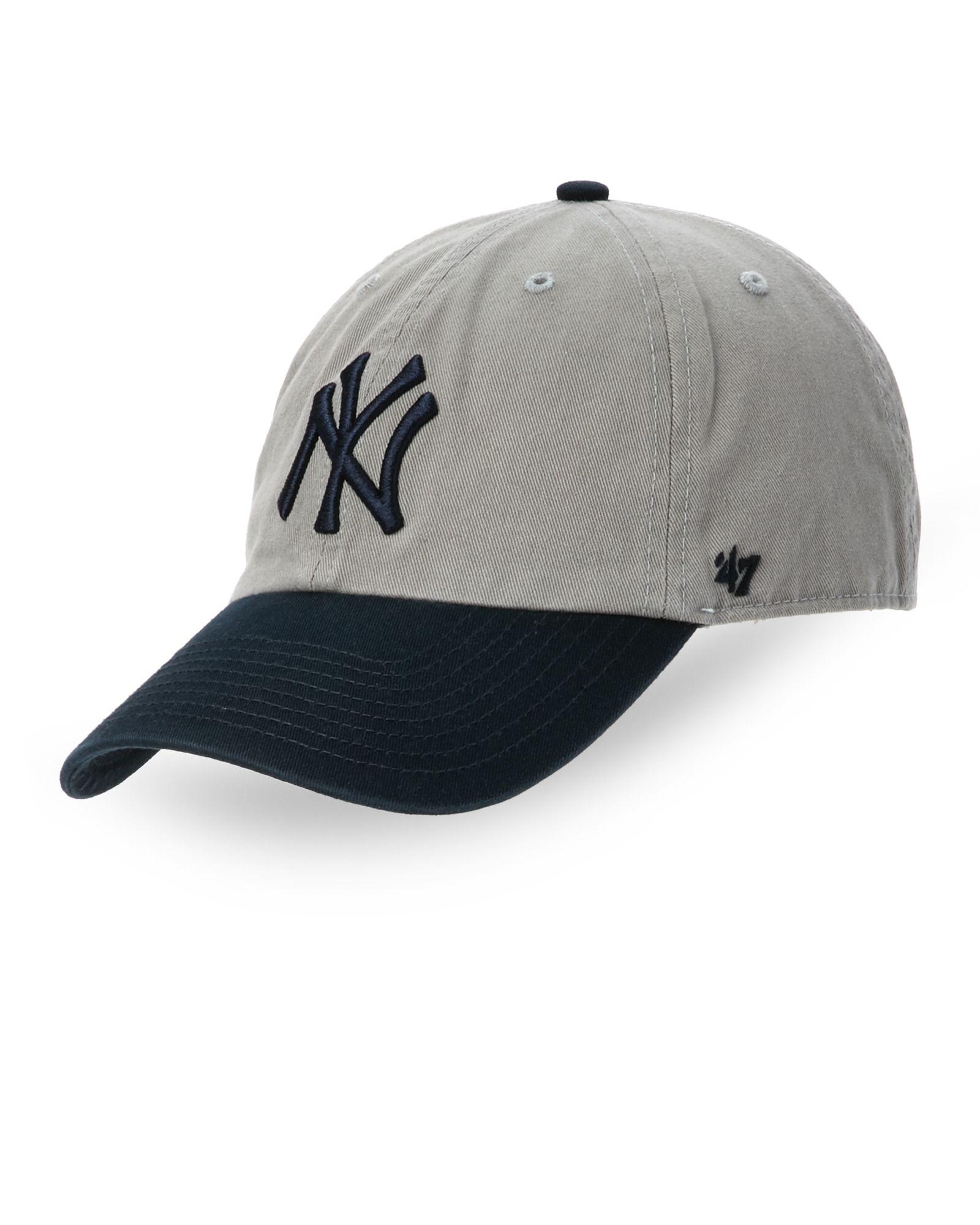47 Brand Two-Tone New York Yankees Cap | *Apparel